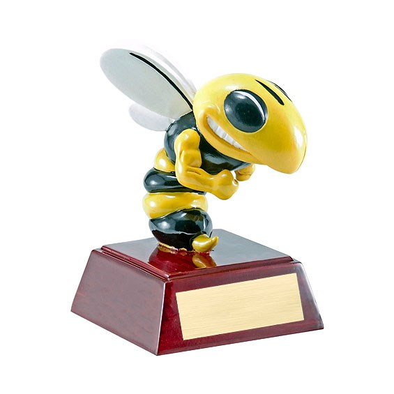 "4"" Full Color Spelling Bee Resin Trophy"