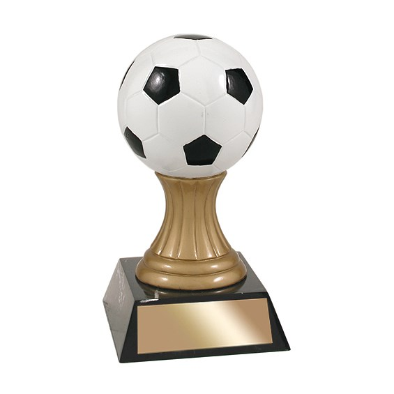 5-1/2 in Soccer Resin Trophy