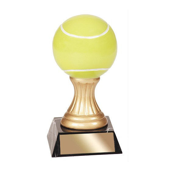 "5-1/2"" Tennis Resin Trophy"