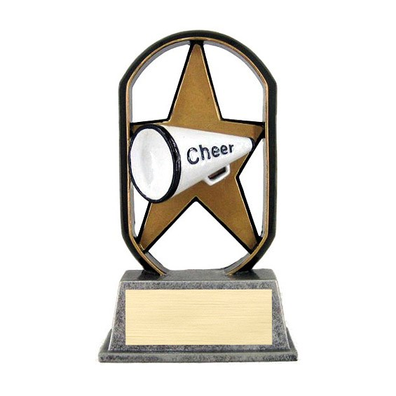 5 in Ecostarz Cheer Resin