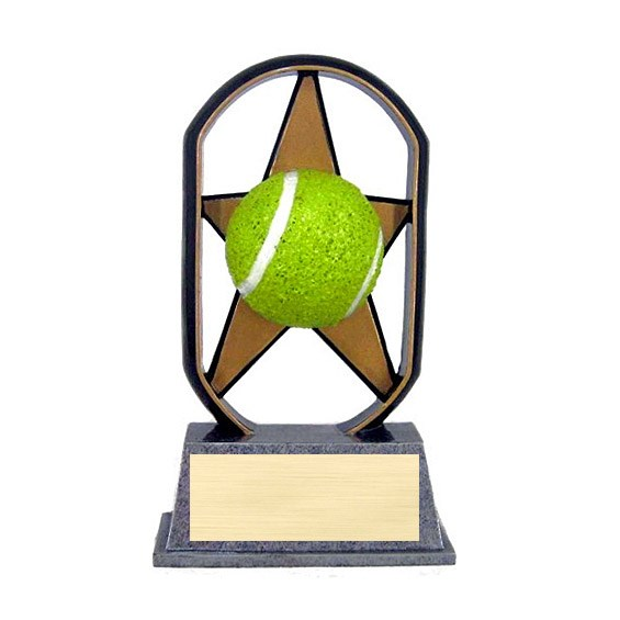 "5"" Ecostarz Tennis Resin"