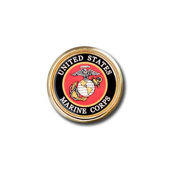 Marine Seal Emblem