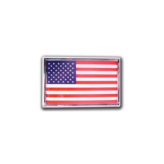 American Flag Emblem