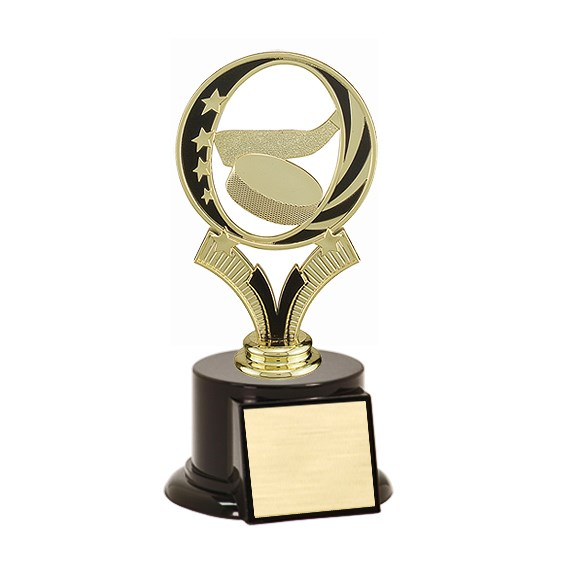 "7"" Midnite Star Hockey Trophy"