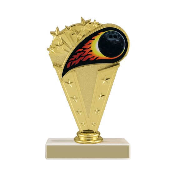 "6-3/4"" Bowling Trophy"