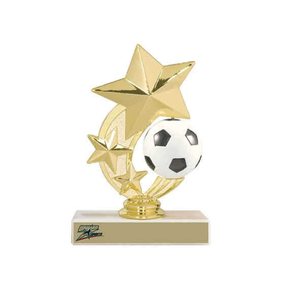 5-3/4 in Soccer Trophy