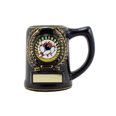 5 in Tall Ceramic Mug to enjoy your favorite beverages!