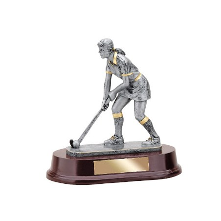 "7"" Field Hockey Resin"