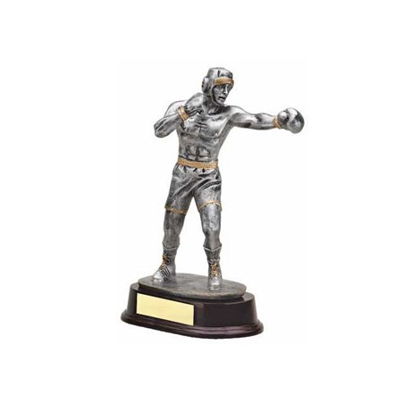 "8"" Boxing Resin Trophy"