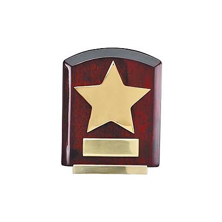 6 in Rosewood Star Award