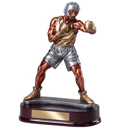 "9-1/4"" Boxing Resin Trophy"