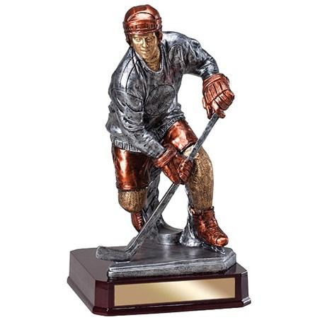 14 in Hockey Resin Trophy