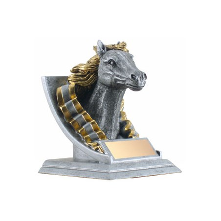 "4"" Mustang Mascot"