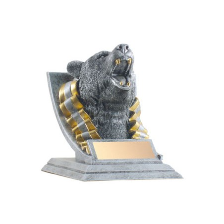 """4"""" Bear Mascot"""