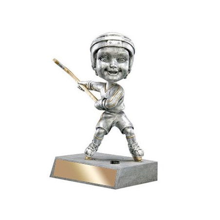 5.5 in Hockey Bobble Head