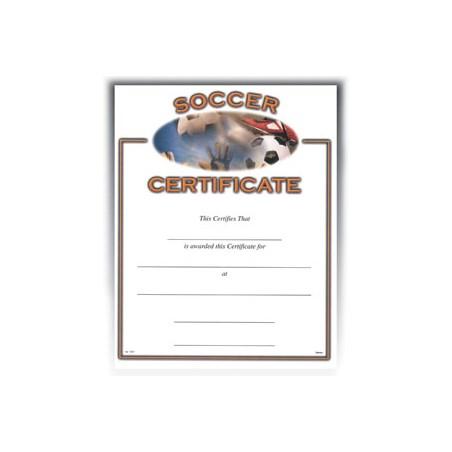 Soccer (8-1/2 in x 11 in)