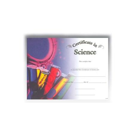 Science (8-1/2 x 11)