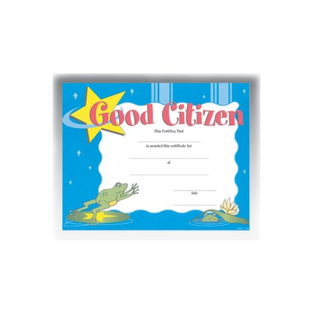 "Good Citizen (8.5"" x 11"")"