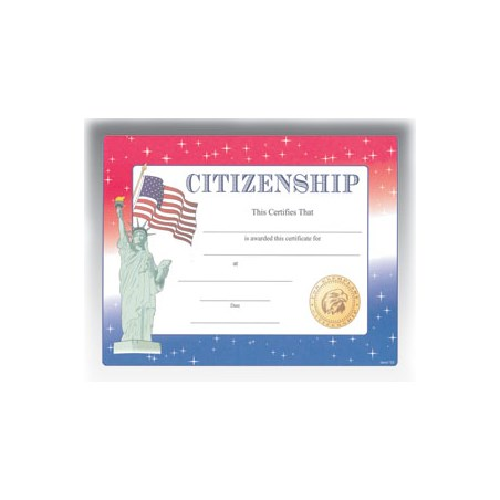 "Citizenship (8.5"" x 11"")"