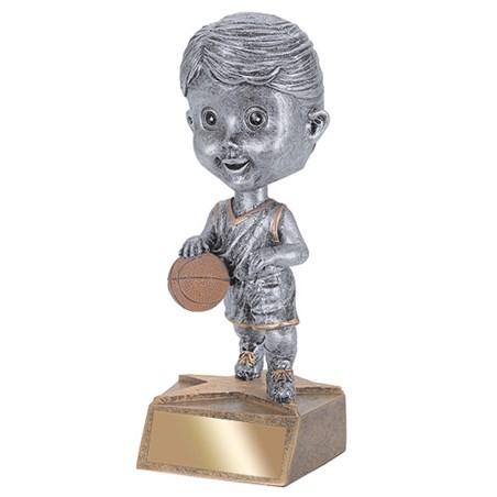 """5.75"""" Basketball Bobble Head - Female"""