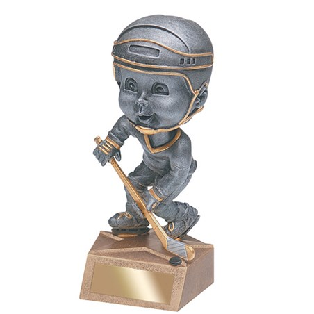 5.75 in Hockey Bobble Head