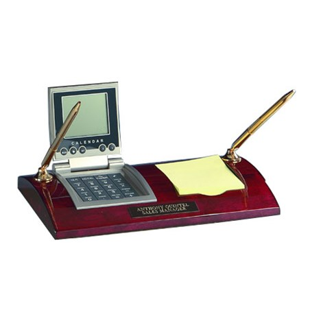 Pen/Paper/Calculator Deskset
