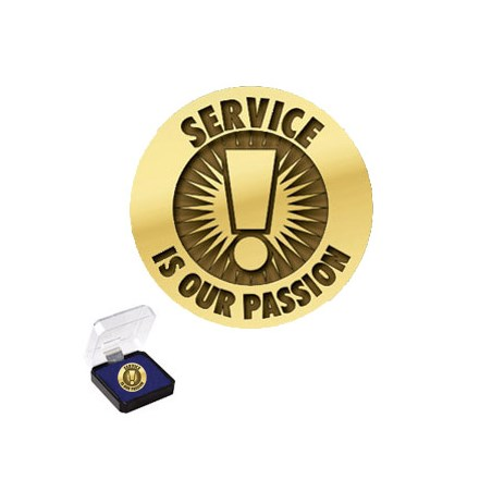 Service is Our Passion