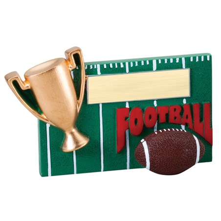 Winners Cup Football Resin Trophy