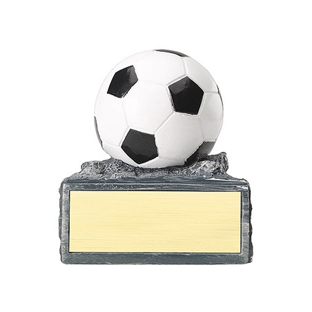 4.25 in Soccer Ball Trophy - Full Color