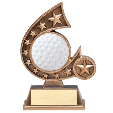 "5-3/4"" Golf Comet Resin"
