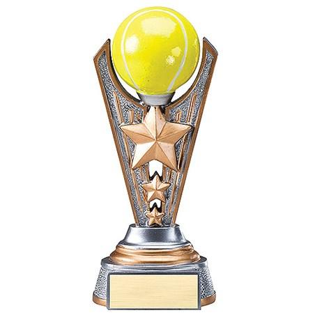 """6-3/4"""" Tennis Victory Resin"""