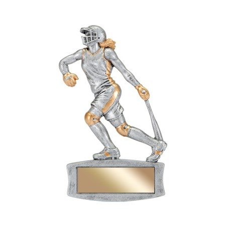 7 in Magnetic Softball Trophy