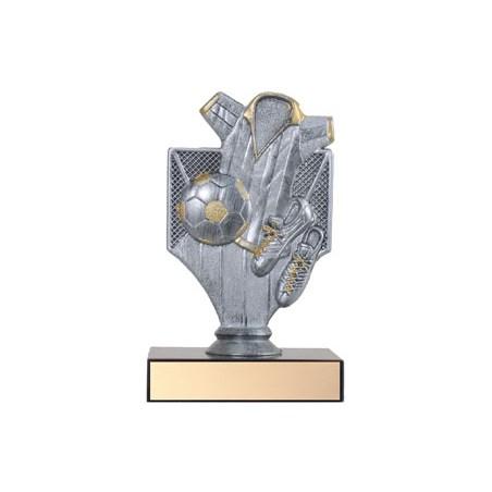 5 in Soccer Trophy
