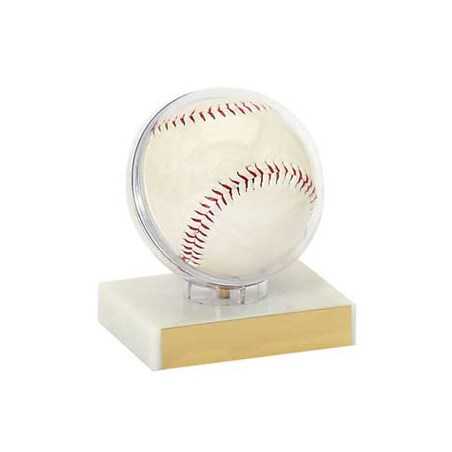 "4"" Baseball Holder Trophy"