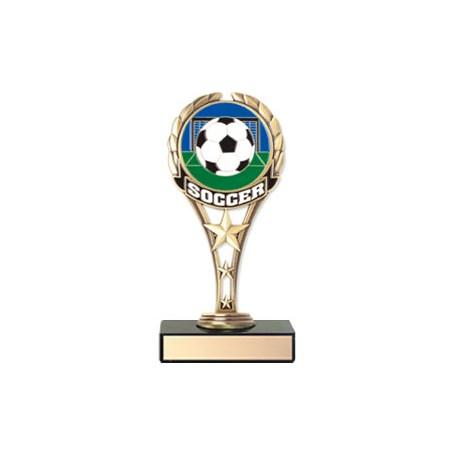 Hi-Tech Soccer Trophy