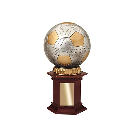 12 in Soccer Ball Trophy