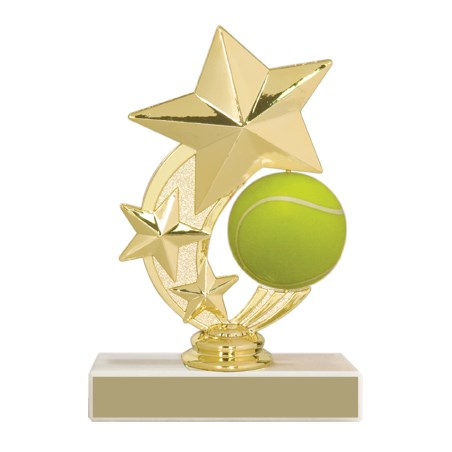5-3/4 in Tennis Trophy