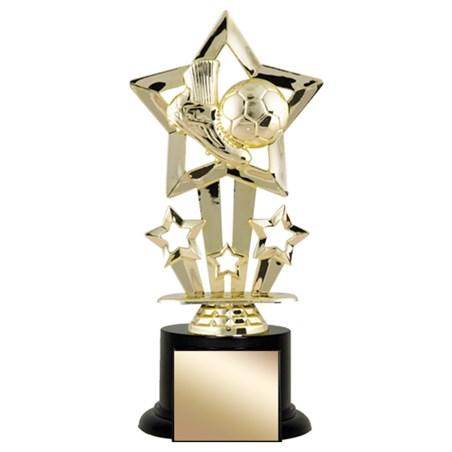 """8"""" Soccer Trophy"""