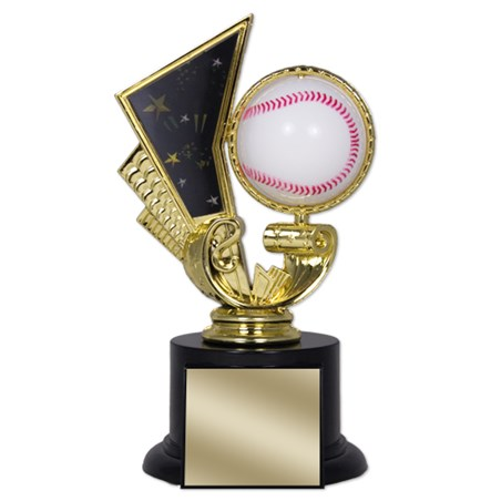 "6 1/2"" Baseball Trophy"