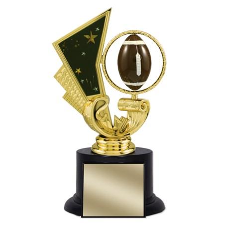 "6-1/2"" Football Trophy"