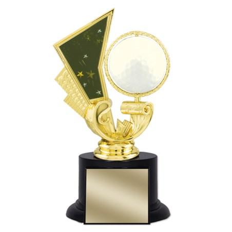 """6-1/2"""" Golf Trophy"""