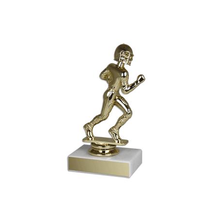 5 1/2 in Football Bobblehead Trophy