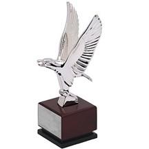 Nickel Plated American Eagle Resin