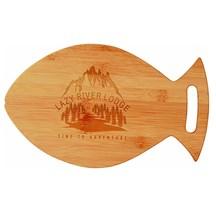 Bamboo Fish Cutting Board