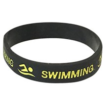 Swimming Silicone Wrist Band