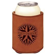 Rawhide Leatherette Beverage Holder