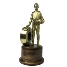 National Event Champion Antique Brass