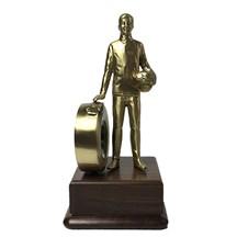 Junior Division Champion Antique Brass