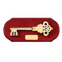 16 X 7 Key To The City Plaque