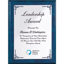 Leadership Plaque